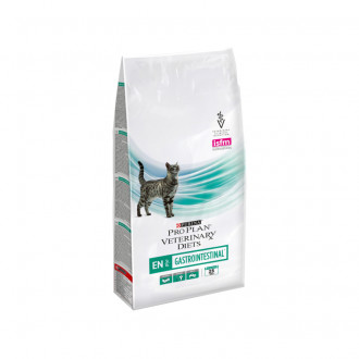 Корм Purina Pro Plan Veterinary Diets Gastrointestinal EN для кошек с заболеванием ЖКТ
